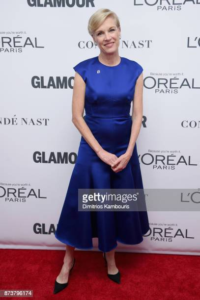 Planned Parenthood President Cecile Richards attends Glamour's 2017 Women of The Year Awards at Kings Theatre on November 13 2017 in Brooklyn New York