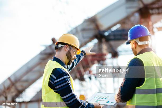 Planning in construction industry and civil engineering