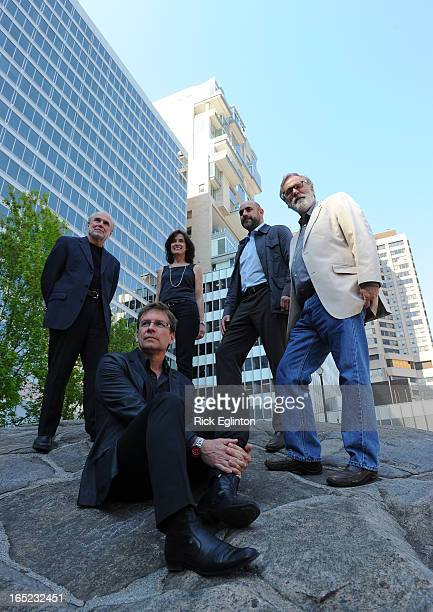 Planning ParternershipA group of Urban architects/designers talk about how they view the ever changing Toronto landscapeDavid Leinster an LR Dan...