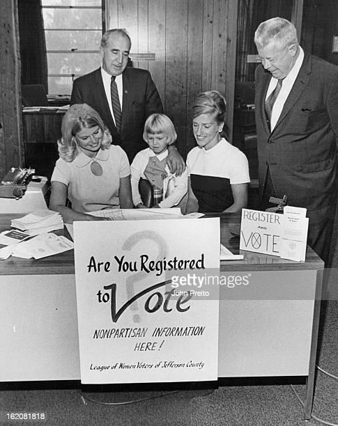 SEP 14 1970 SEP 18 1970 SEP 23 1970 Plans Laid For Voter Register