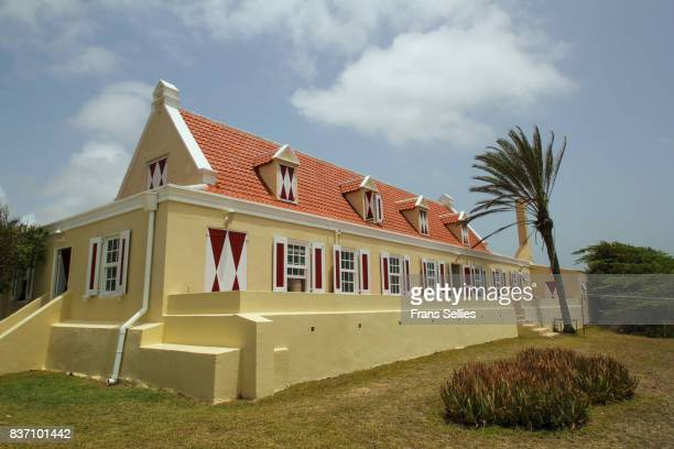 plantation house ascencion, curacao, netherlands antilles - frans sellies stock pictures, royalty-free photos & images