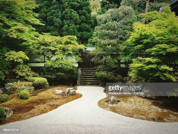 Japanese Garden Stock Pictures Royalty Free Photos Images