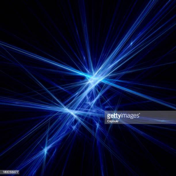 plasmalights™ sparks - royal blue stock pictures, royalty-free photos & images