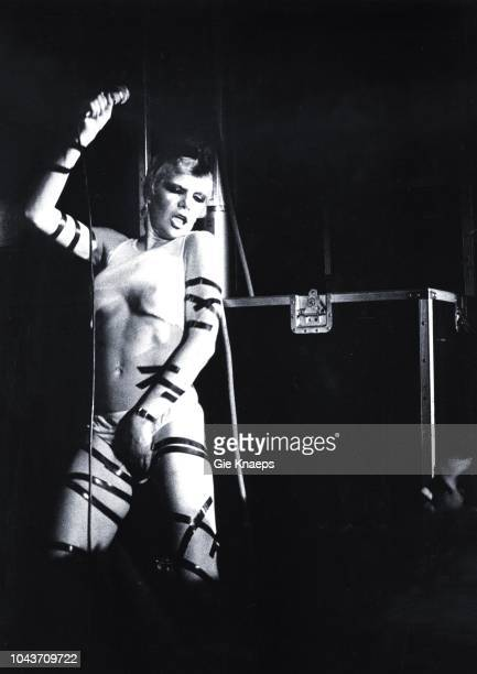 Plasmatics Wendy O Williams Zaal Lux Herenthout Belgium 3rd February 1981