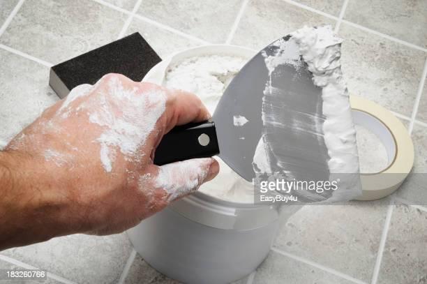 Plâtre ou en ciment