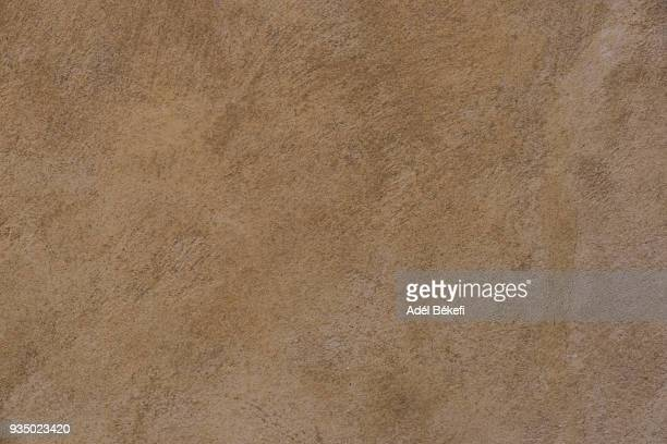 Plastered Concrete Wall (brown colored)
