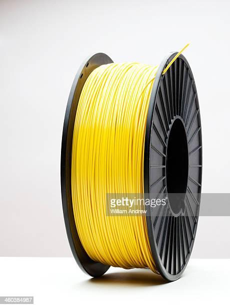 ABS plastic 3D printing filament