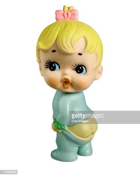 Plastic Baby Doll