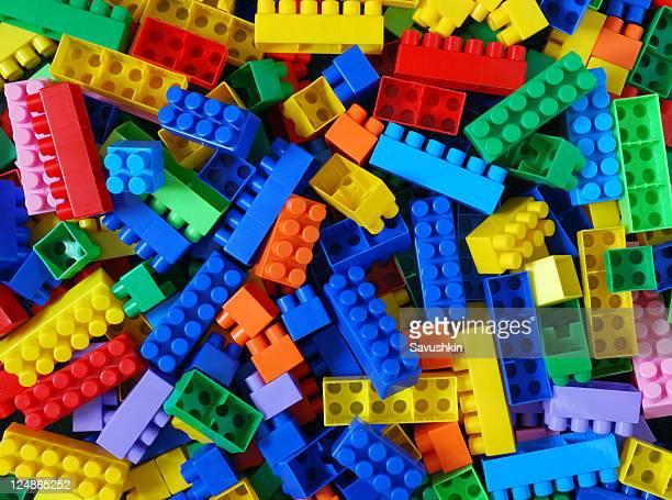 Kunststoff Häuserblocks