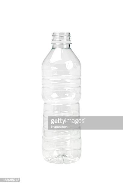 plastic bottle - plastic stockfoto's en -beelden