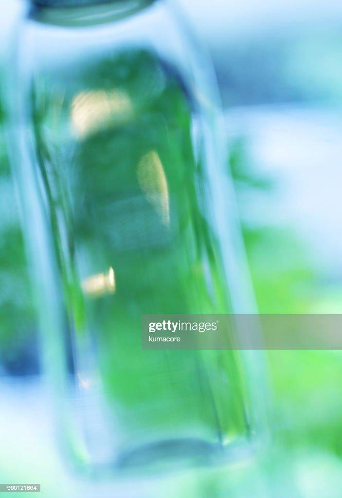 Plastic bottle (water bottle) : Stock-Foto