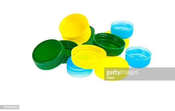 Casquettes en plastique