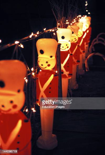 Plastic Christmas Lawn Decorations, Toy Soldiers. Pictures | Getty Images - Plastic Christmas Lawn Decorations, Toy Soldiers. Pictures Getty