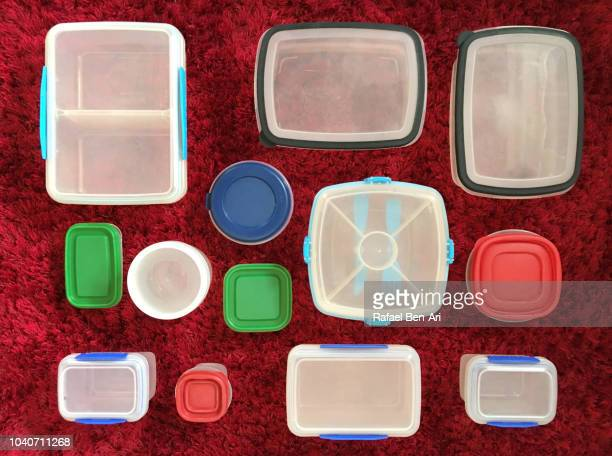 Plastic Container Boxes Collection