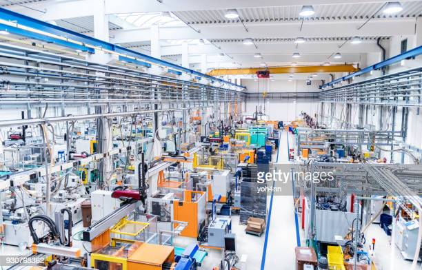 plastic factory & machinery - making stock pictures, royalty-free photos & images