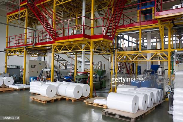 Kunststoff-Fabrik