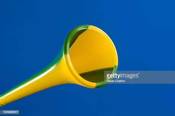 Plastic horn