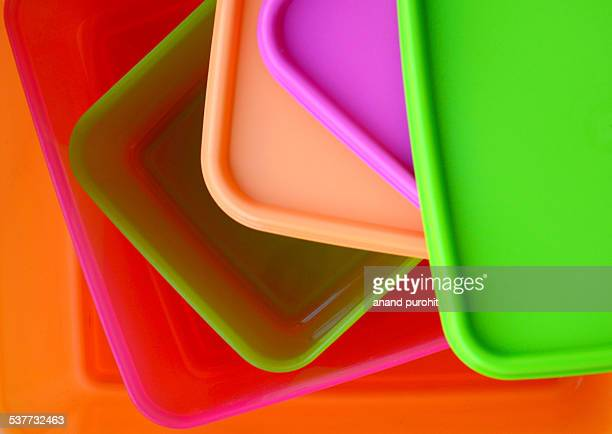 Plastic - kitchen storage containers