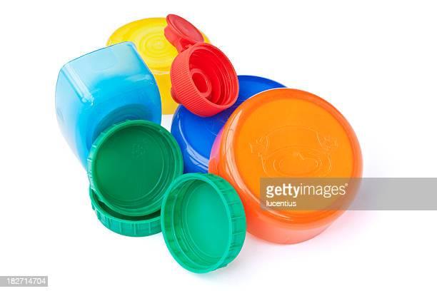 coperchi in plastica - lid foto e immagini stock