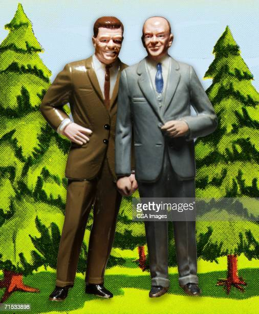 plastic male figurines - human representation stock pictures, royalty-free photos & images