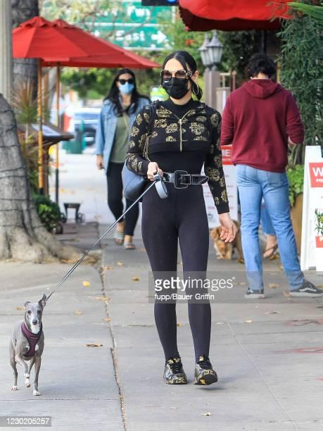 Plastic Martyr is seen on December 18, 2020 in Los Angeles, California.
