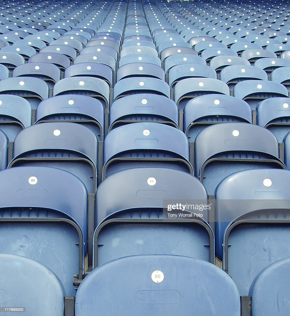 Plastic seats : ストックフォト