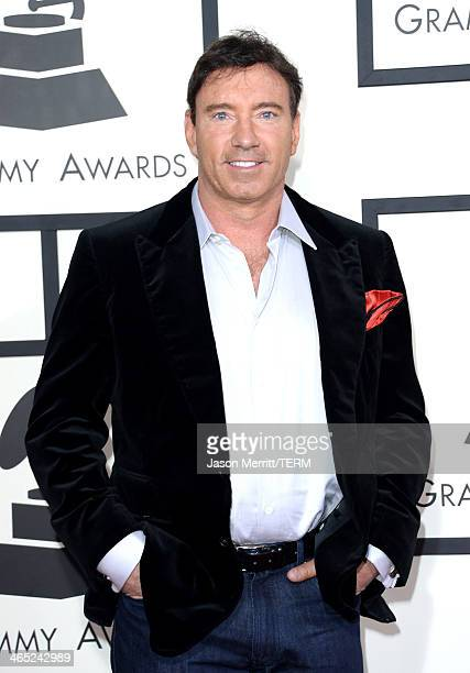 Plastic surgeon Dr Garth Fisher attends the 56th GRAMMY Awards at Staples Center on January 26 2014 in Los Angeles California