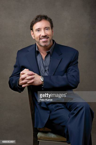 Plastic surgeon Dr Garth Fisher is photographed for Masters of Aesthetics Magazine on September 24 2012 in Beverly Hills California PUBLISHED IMAGE