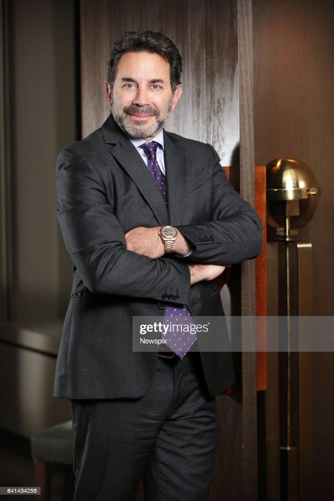 Dr Paul Nassif Portrait Shoot : News Photo