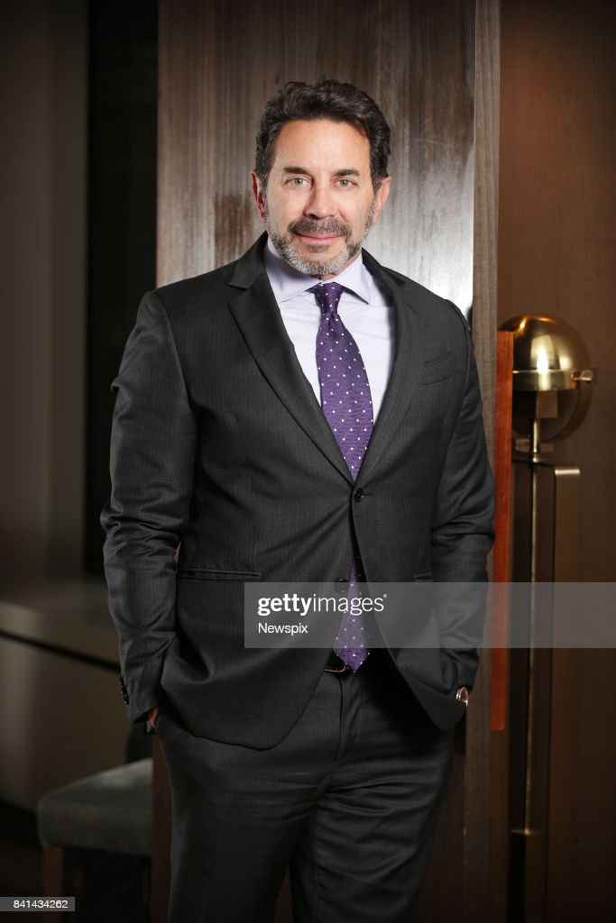 Dr Paul Nassif Portrait Shoot : News Photo