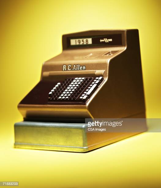 Plastic Toy Cash Register