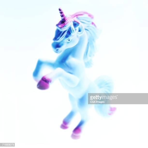 Plastic Toy Unicorn