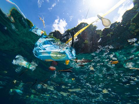 Plastic waste 962590716