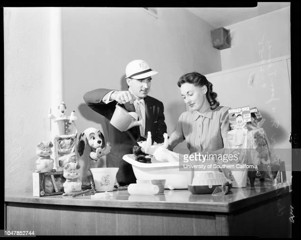 Plastics 29 September 1955 Charles H Parr SeniorJoan ThomasJames T BroomeJohn PetrowAdolph NewfieldFrank FairchildCharlie WashingtonSandra Constance...