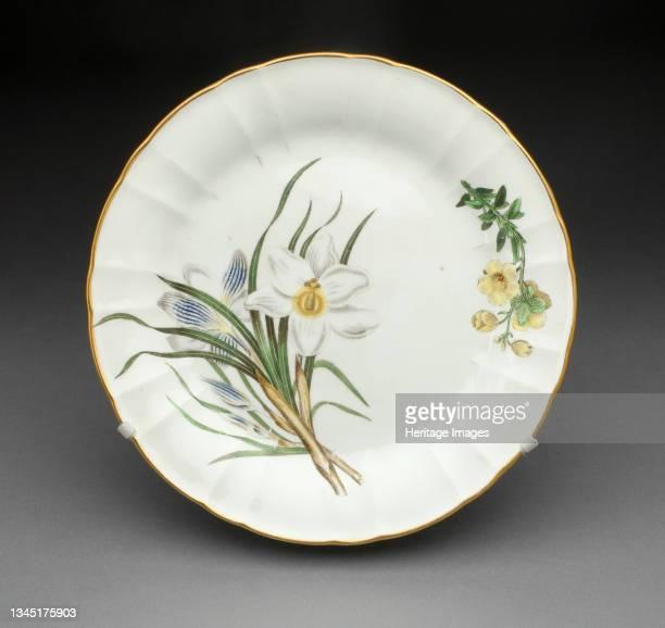 Plate, Burslem, circa 1820. Artist Wedgwood.