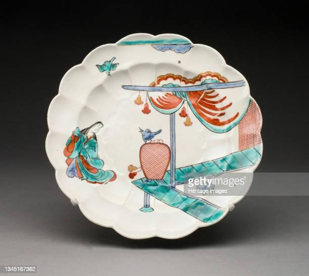 Plate, Chelsea, circa 1755. Artist Chelsea Porcelain Manufactory.