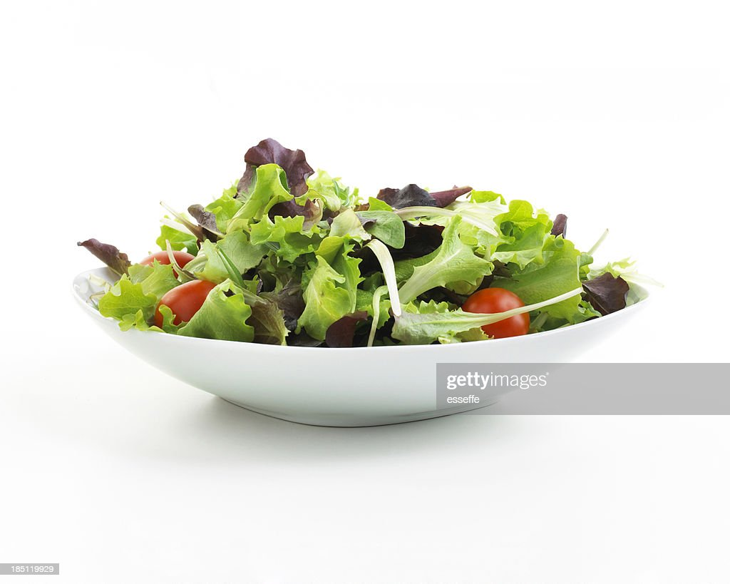 plate of Salad : Stock Photo