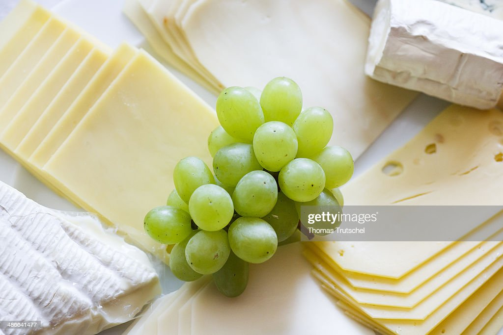 Cheese Platter : News Photo