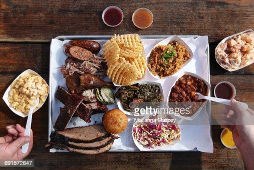 A BBQ Platter