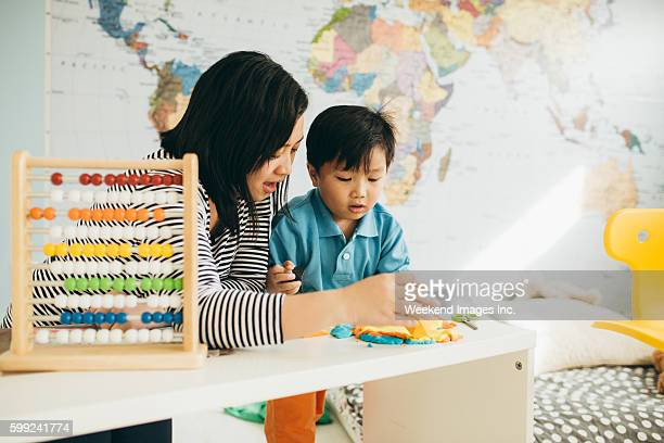 Play as a part of kid development
