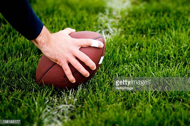 play call - football league stock pictures, royalty-free photos & images
