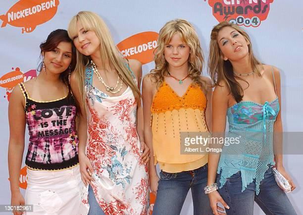 Play during Nickelodeon's 17th Annual Kids' Choice Awards Arrivals at Pauley Pavillion in Westwood California United States