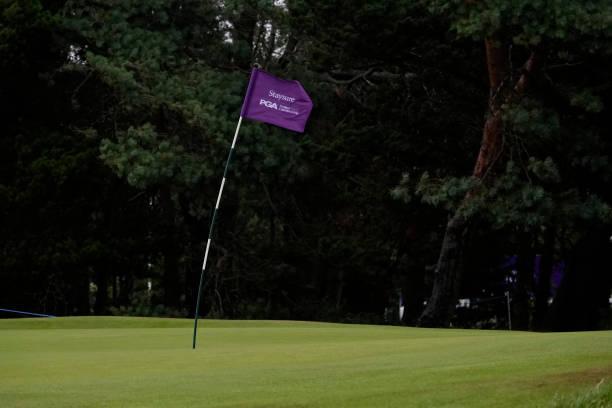 GBR: Staysure PGA Seniors Championship - Day One