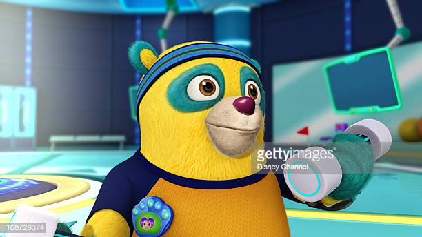 STEPS 'Play Hopscotch' Disney Junior's new shortform series 'Special Agent Oso Three Healthy Steps' features Oso and friends as they watch a...