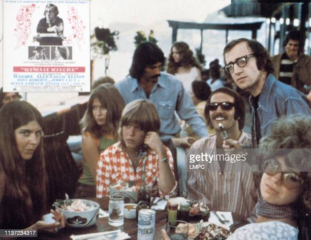 Play It Again lobbycard SAM Jennifer Salt Joy Bang Woody Allen 1972