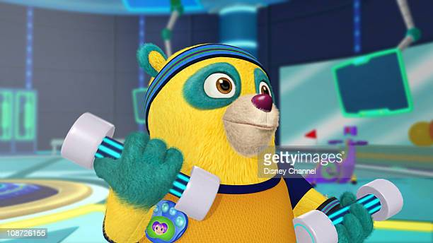 STEPS Play MiniGolf Disney Junior's new shortform series Special Agent Oso Three Healthy Steps features Oso and friends as they watch a liveaction...