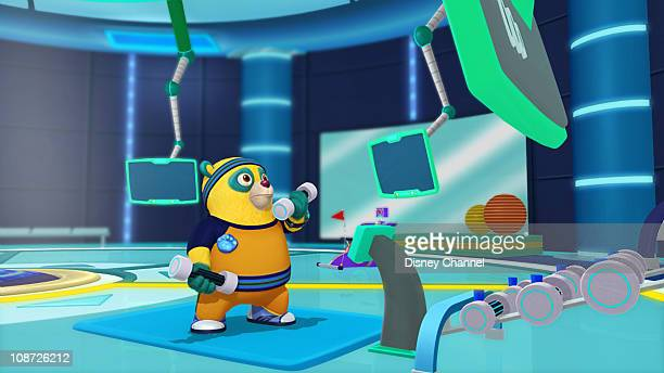 STEPS 'Play MiniGolf' Disney Junior's new shortform series 'Special Agent Oso Three Healthy Steps' features Oso and friends as they watch a...
