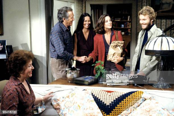 FAMILY Play on Love Season Five 3/10/80 WIllie found Jo Hamlin more interesting than Rachel Sada Thompson and James Broderick also starred