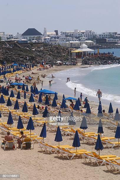 Playa Blanca, Kanaren-Insel Lanzarote, Spanien, Europa, Reise, BB, DIG; P.-Nr.: 382/2005, ;