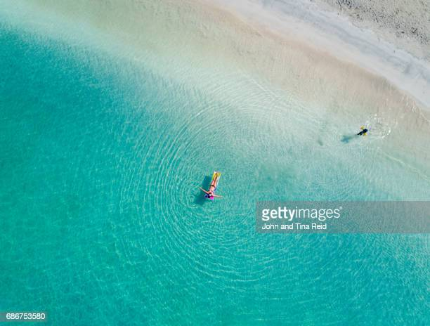 playa caracas - puerto rico stock pictures, royalty-free photos & images